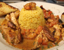 rice-jambalaya